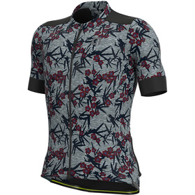 Alé Cycling Off-Road Gravel Joshua Jersey Korte Mouwen Heren, flowers